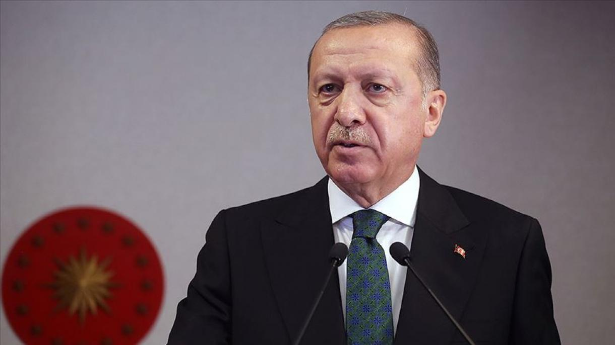 Эрдоган опубликовал послание по случаю 156-й годовщины депортации черкесов