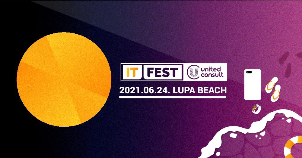 A LogiNet is kiállít az IT Festen a Lupa beachen.