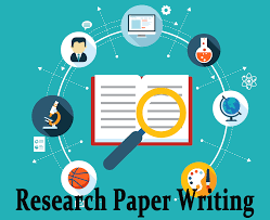 steps of research paper writing