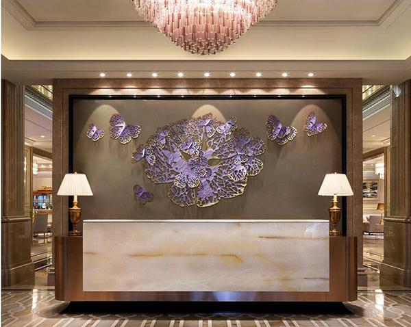 Tranh trang trí khách sạn