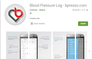 blood pressure apps