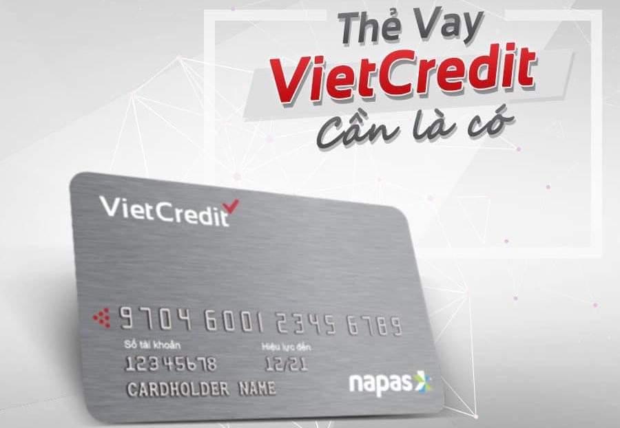 Thẻ vay Vietcredit giúp bạn giải quyết những khó khăn về tài chính