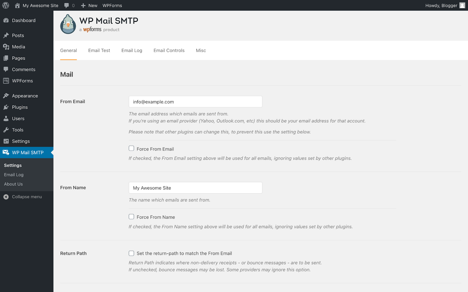 How To Record Every Email Sent From Your Website 2