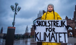 Image result for greta thunberg climate change sign