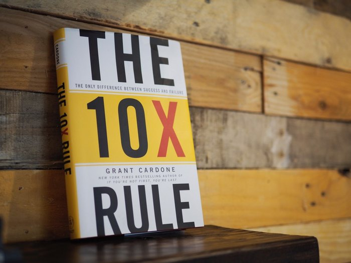 5 Grant Cardone books that you must read