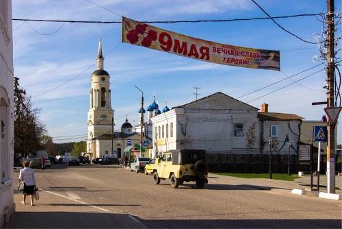 Кемпинги по дороге в Калугу 3106