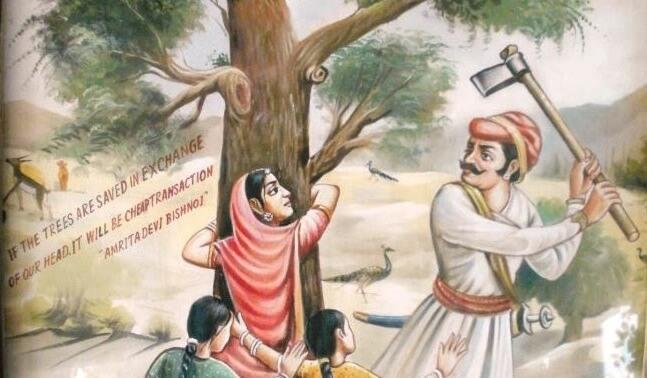 Bishnoi Movement