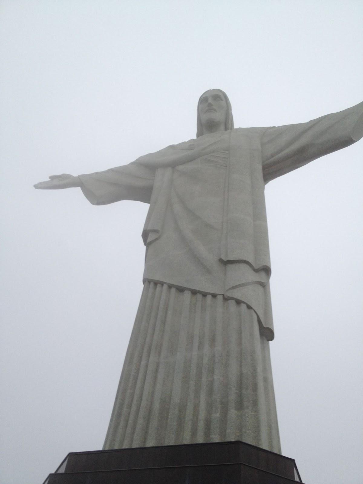 Socha Krista, Rio