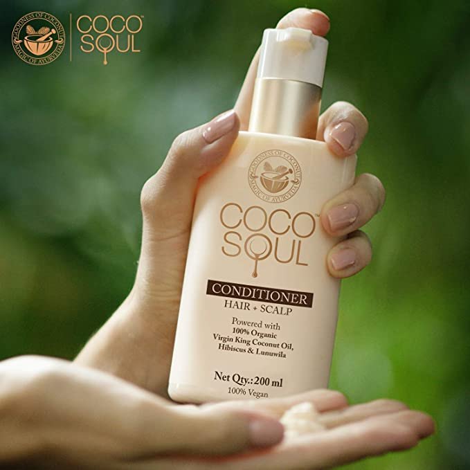 coconut oil hair conditioner for hair care