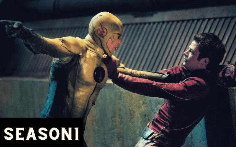 Index of The Flash Season 1