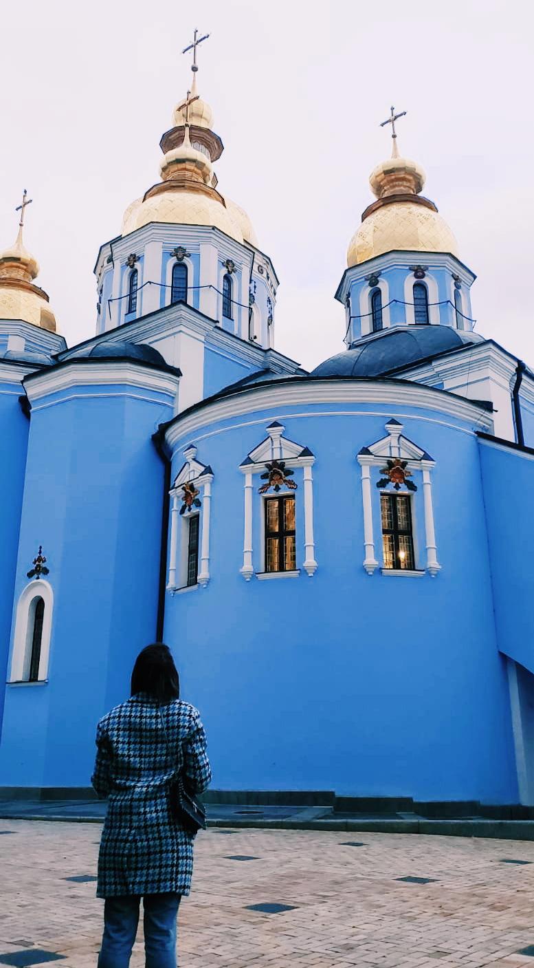 קתדרלת סופיה הקדושה קייב מה יש לעשות