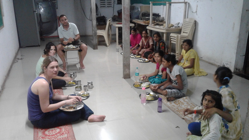 volunteer programs in India
