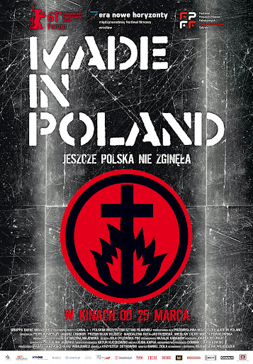 Polski plakat filmu 'Made In Poland'
