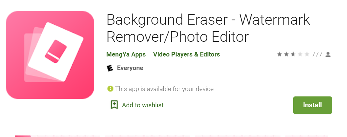 Top 3 Watermark Remover Apps