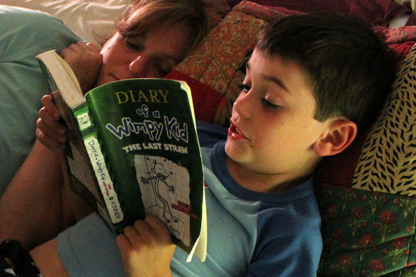 let your kids read to you ...