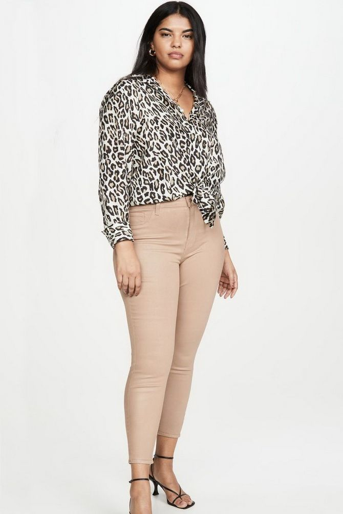 Plus-size fashion: best ideas for trendy outfits 2020 13