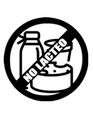 No lácteo