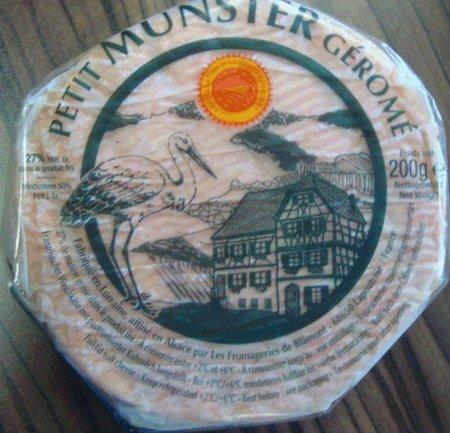 La Cigogne - Petit Munster Géromé - 200 gram