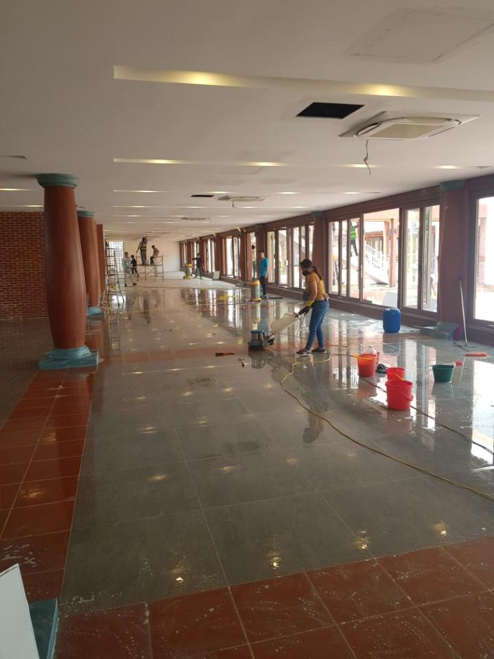 Tổng vệ sinh nhà mới sau xây dựng