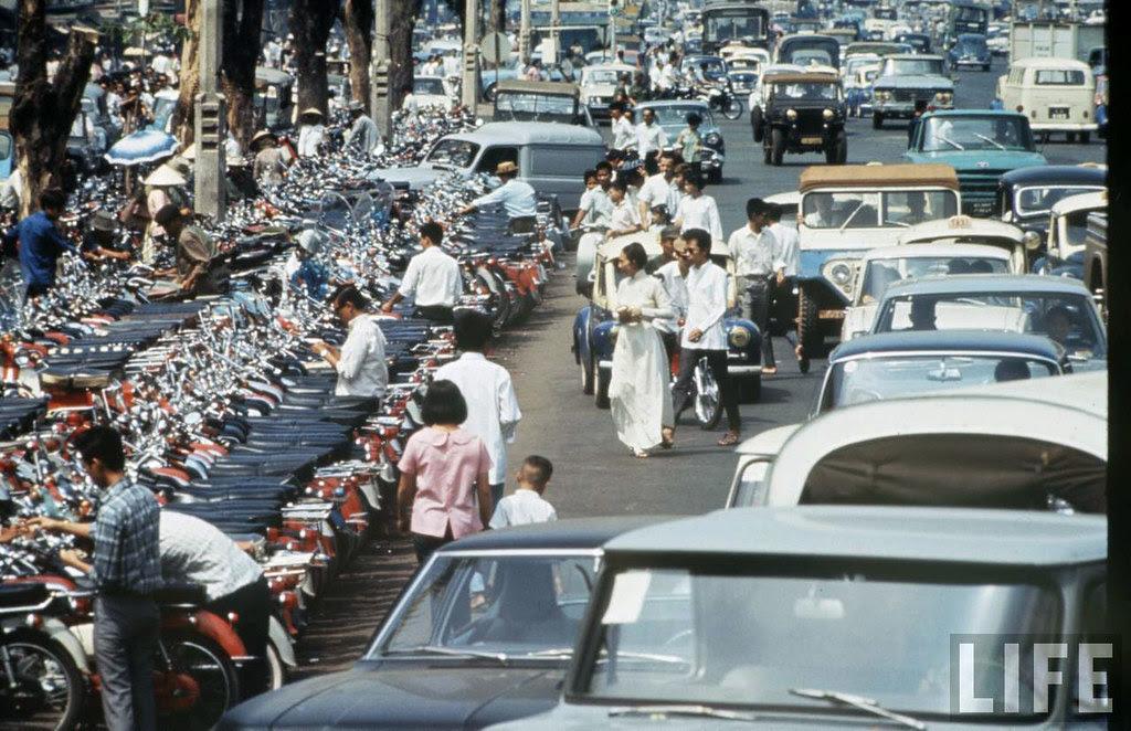 60 tấm ảnh màu đẹp nhất của đường phố Saigon thập niên 1960-1970 - 60