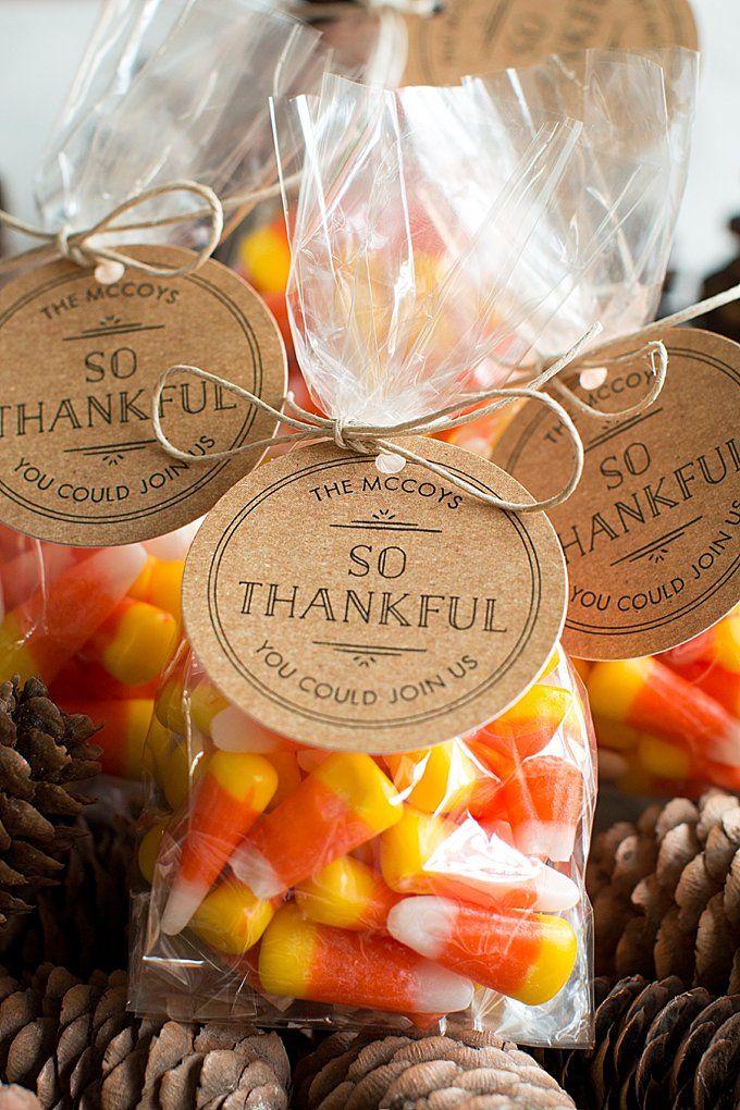thanksgiving wedding part gift