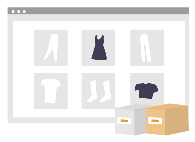 Image of ecommerce checkout for other payment methods