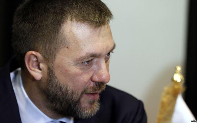 "Основатель ""Антимайдана"", депутат Госдумы Дмитрий Саблин"