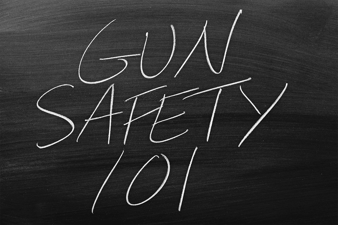 Gun Safety Rules 101
