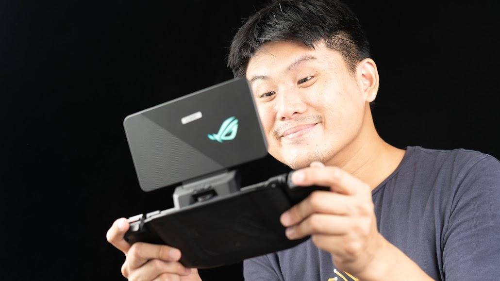 ASUS ROG Phone 2 電競手機!教你如何達到最佳遊戲體驗|PS4 手把配對、120Hz 更新率、高通S855+、遊戲手機推薦、Kunai 遊戲手把、側邊充電 - 34