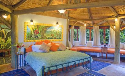 Room at the Finca Rosa Blanca Inn Boutique Hotel