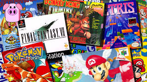 Image result for 1990s video games