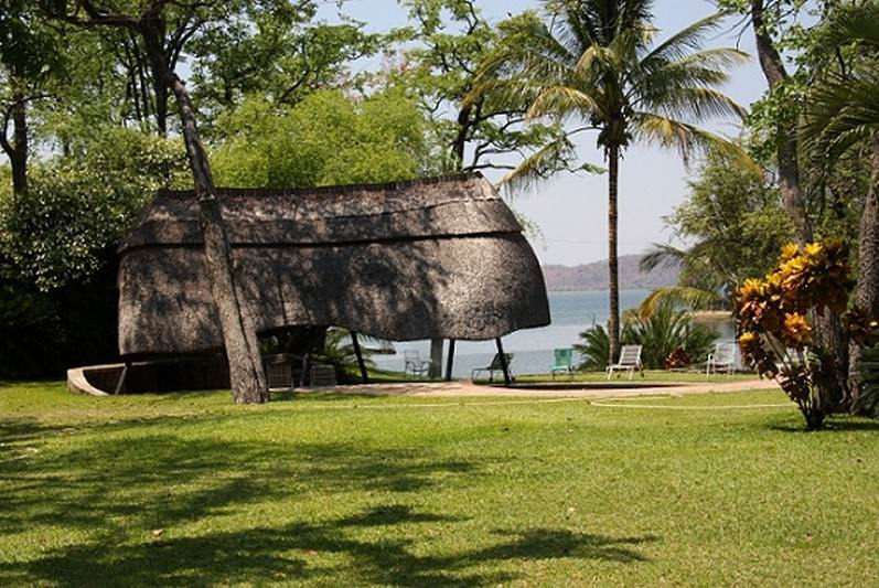 lake kariba views