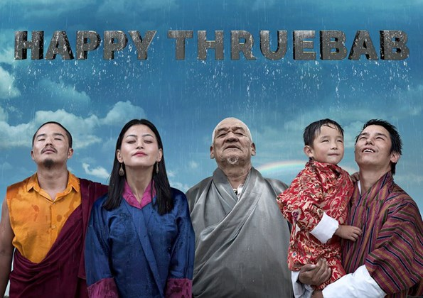 Thruebab Or Blessed Rainy Day Held In Bhutan To Cleanse Bad Karma And  Receive Blessings