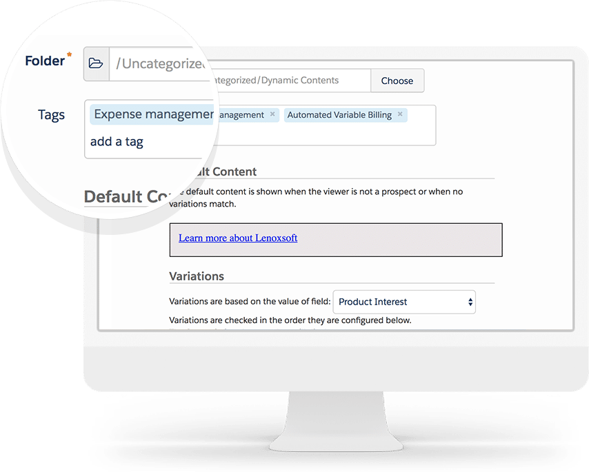 Dynamic Content | A Comprehensive Pardot B2B Marketing Automation Guide | Concretio Apps | Salesforce Consulting Company