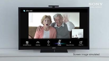 Sony internet tv   skype™ ready youtube.