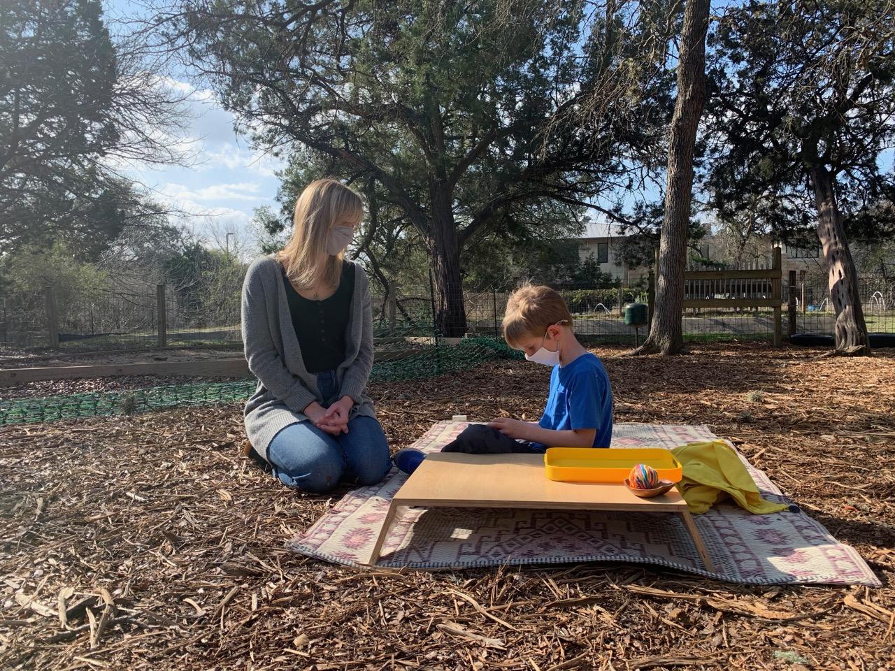 Doves Outdoor Classroom