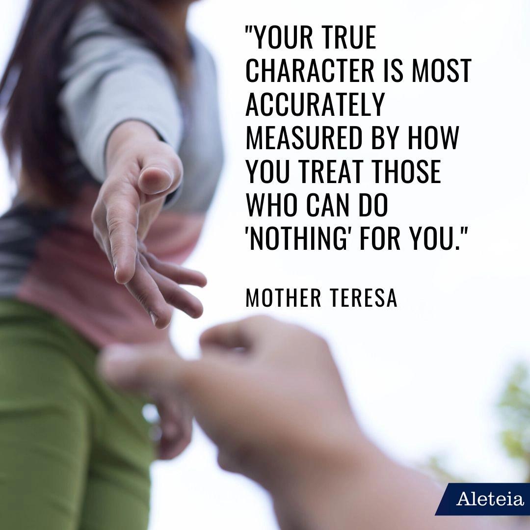 7 câu nói của Mẹ Teresa mà ngày nay chúng ta rất cần