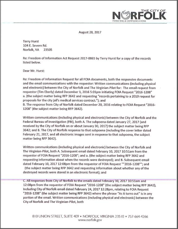 New FOIA response SH invoke ltr pg1.png