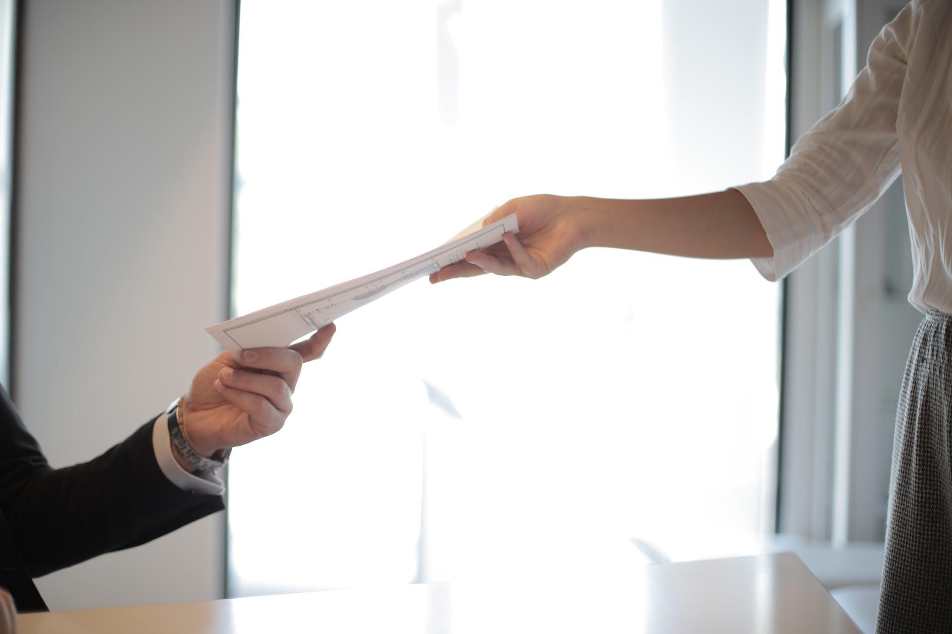Job Winning Resume Template 6