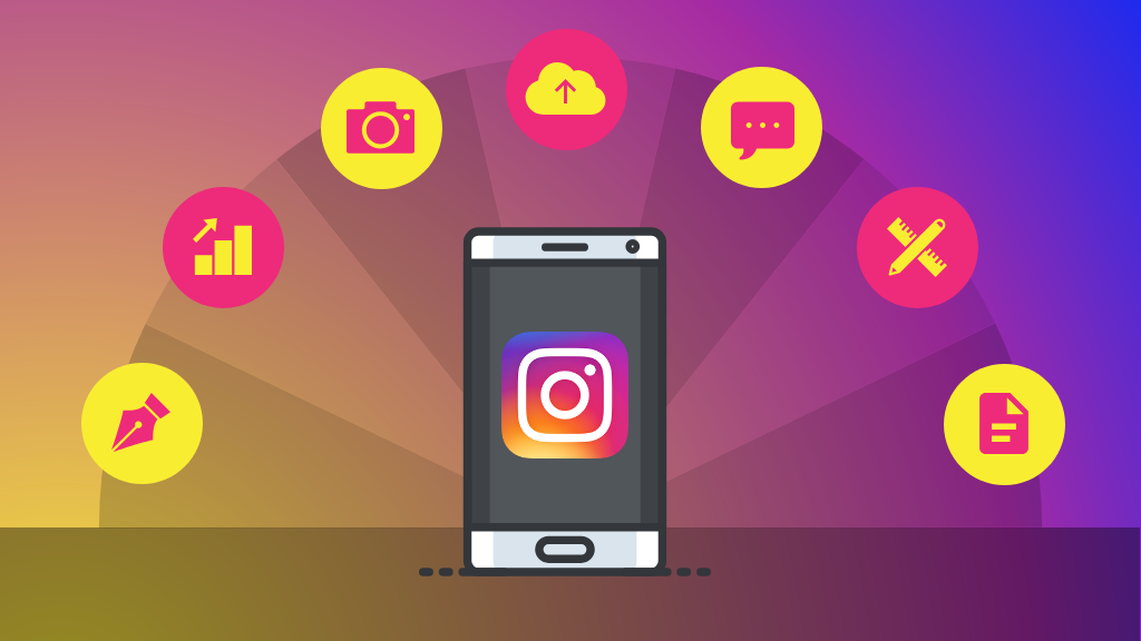 5 Ways to Source and Create Quality Instagram Content - Venngage