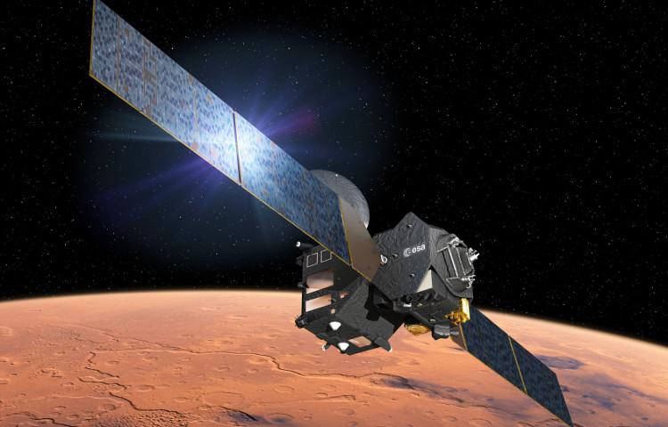 Ngày 14/3/2016, tàu thăm dò ExoMars được phóng lên vũ trụ.