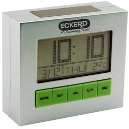 Solar Powered Desk Clock