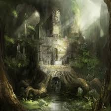 Image result for elven city