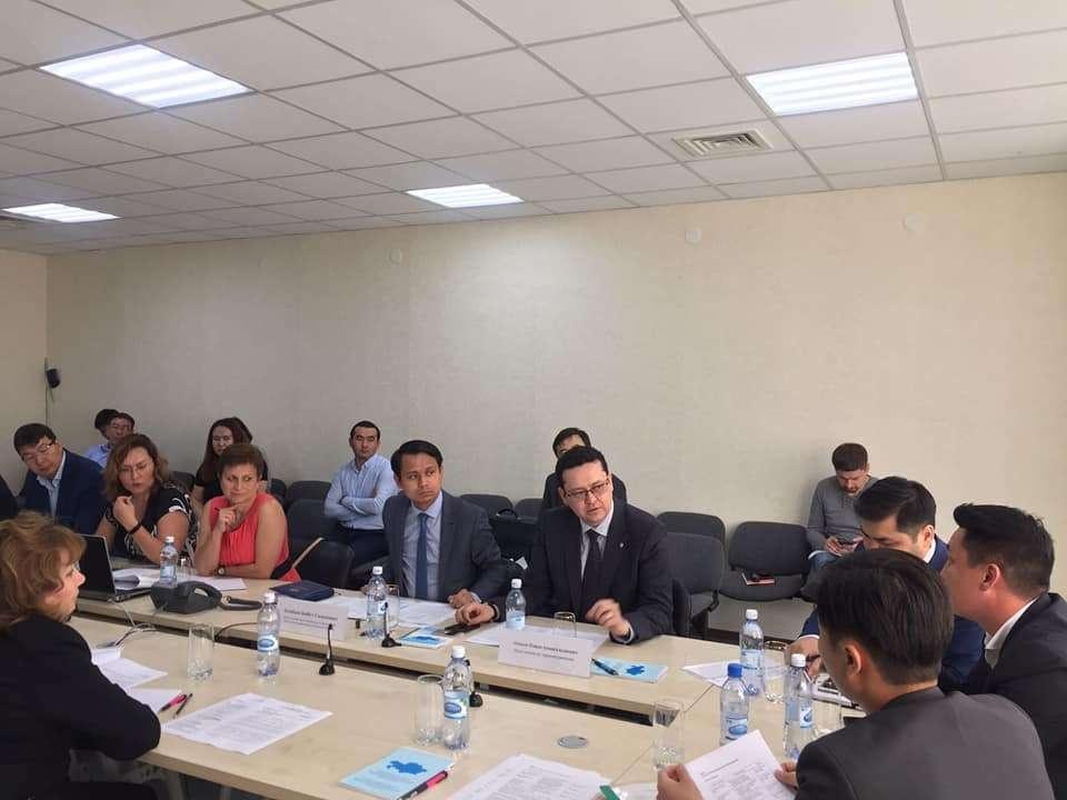 Первое заседания национальной комиссии по цифровизации здравоохранения