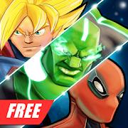 Superheroes Fighting Games- Shadow Battle