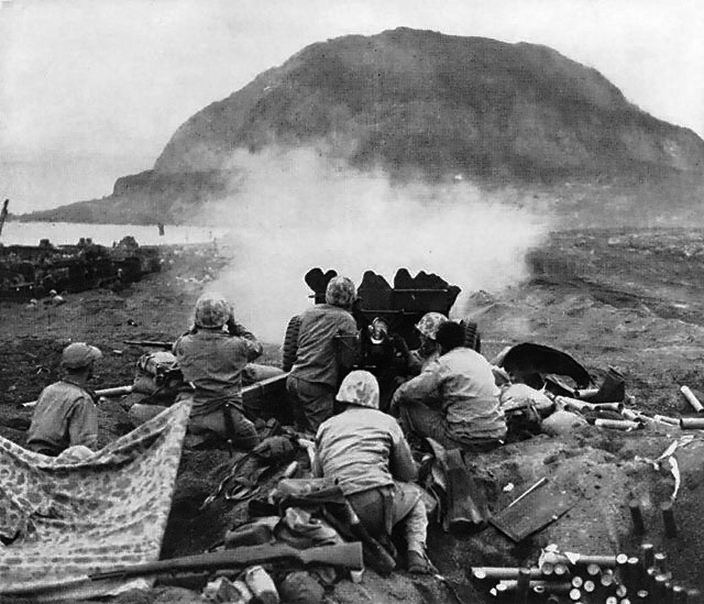 Battle of Iwo Jima - Wikipedia