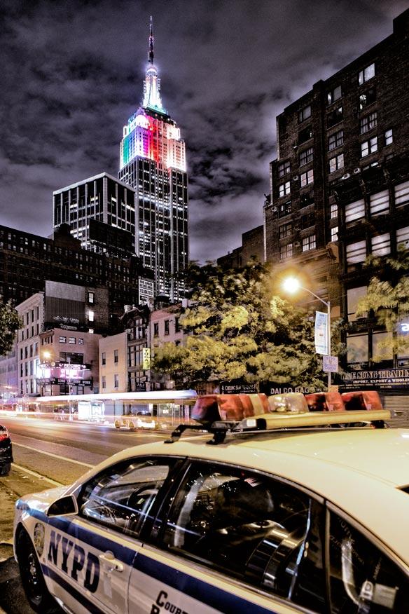 Night photography Urban Architecture