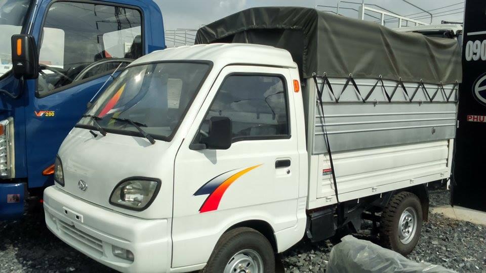 Chuyên mua bán xe tải cửu long TMT 1.25 tấn chỉ cần 50tr có xe ngay