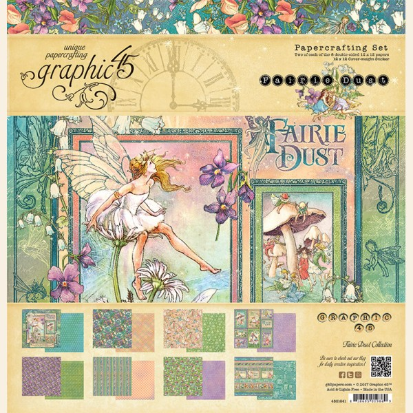 Fairie Dust 12x12 Collection Pack