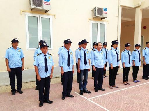 Các nhân viên bảo vệ đều đươc huấn luyện kỹ lưỡng